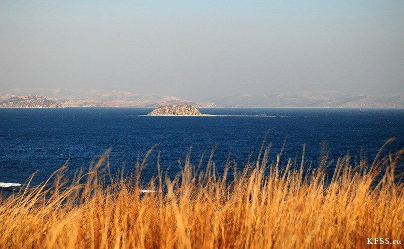 Вид с полуострова Краббе