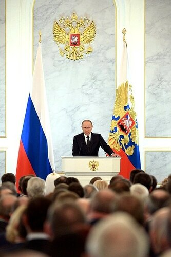 Putin's Address to the Federal Assembly