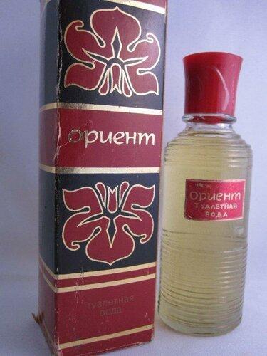 Советская парфюмерия
