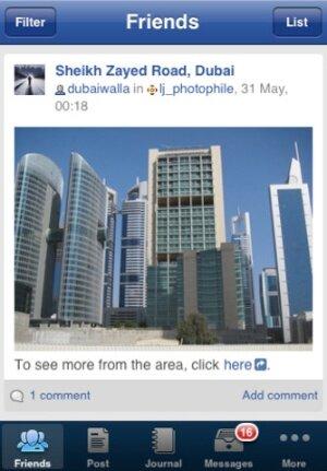 LiveJournal для iPhone и iPad