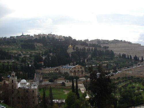 Иордания, Иерусалим и немного Стамбула, январь-февраль 2013.