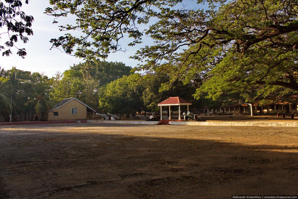 Шри-Ланка_Форт Фредерик_09