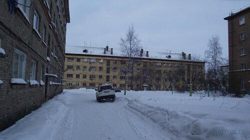 Фото города Инта №2779  Гагарина 11, 7 и 13 31.01.2013_13:24