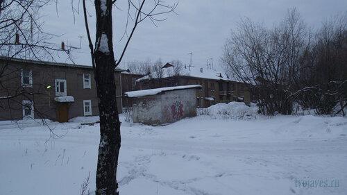 Фото города Инта №3278  Кирова 22 и 24 03.02.2013_12:31