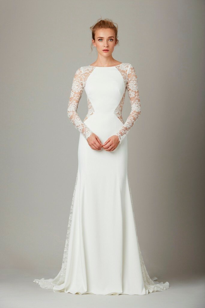 Lela Rose Bridal Fall 2016