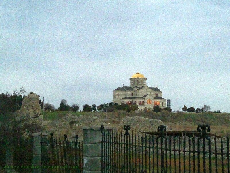 Собор святого равноапостольного Великого Князя Владимира, Херсонес (Севастополь)