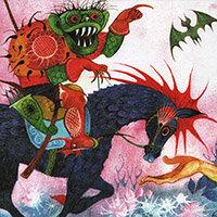 Любовь Лазарева, Колдовские сказки, Морской царь и Василиса Премудрая