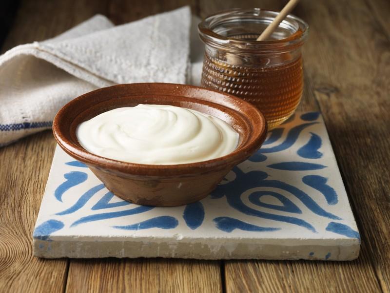 19. Используйте йогурт вместо сливок При крайней необходимости сливки можно заменить на йогурт в тех