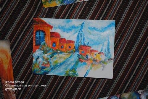 рисунки картины дарьи гусаченко