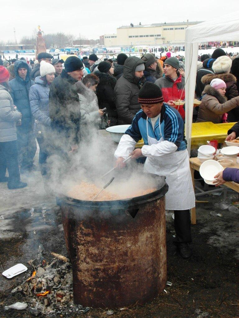 Масленица Новосибирск
