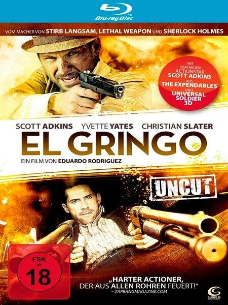 Гринго / El Gringo (2012) BDRip 1080p / 720p + HDRip