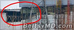 ЧП: обрушение кровли на Чернобыльской АЭС