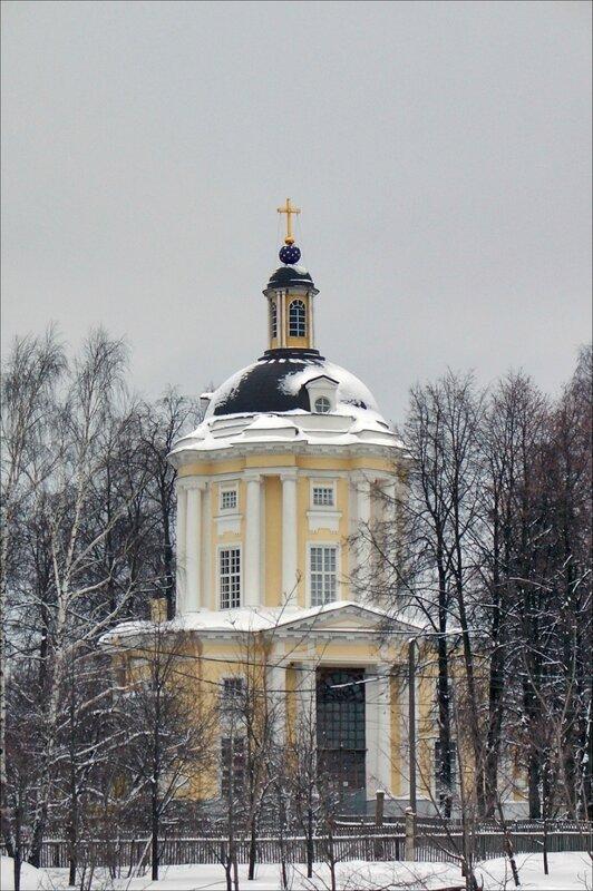 Виноградово, храм Владимирской иконы Божией Матери