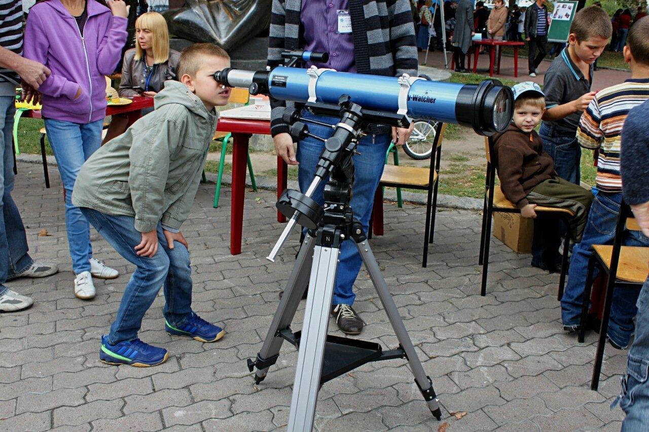 Кружок астрономии
