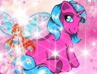 Картинки winx и пони + игра Pony Creator!!! На WinxLand!