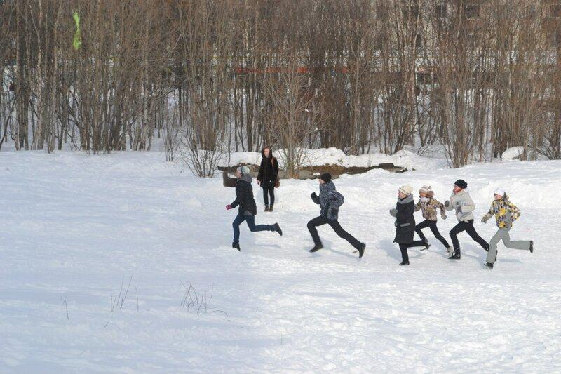 """Снежные марты"""