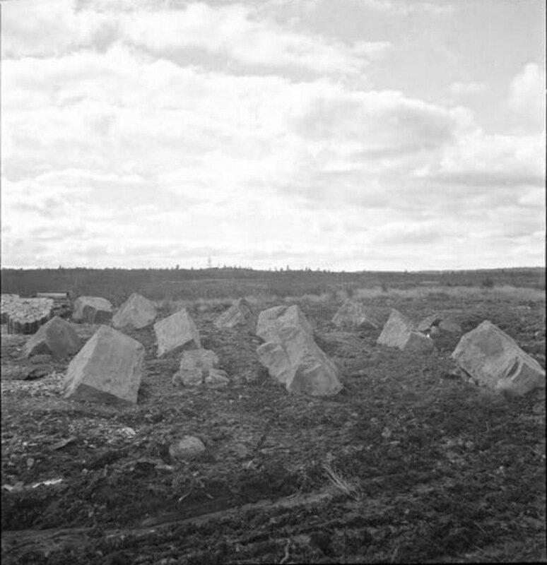 Оккупация Петрозаводска финнами 1941-1944 год