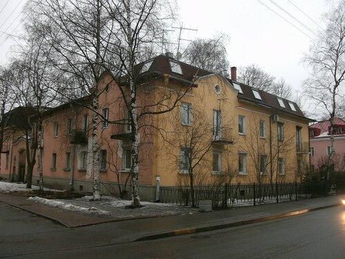 Дибуновская ул. 11к1