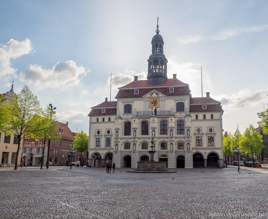 Автомобильное путешествие по Германии