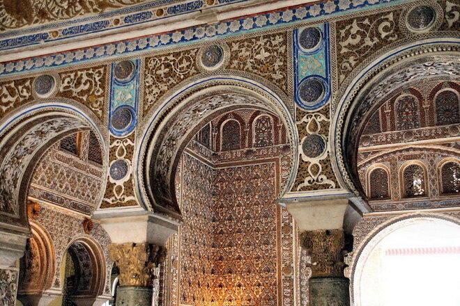 Кордовская соборная мечеть (Мескита). Испания