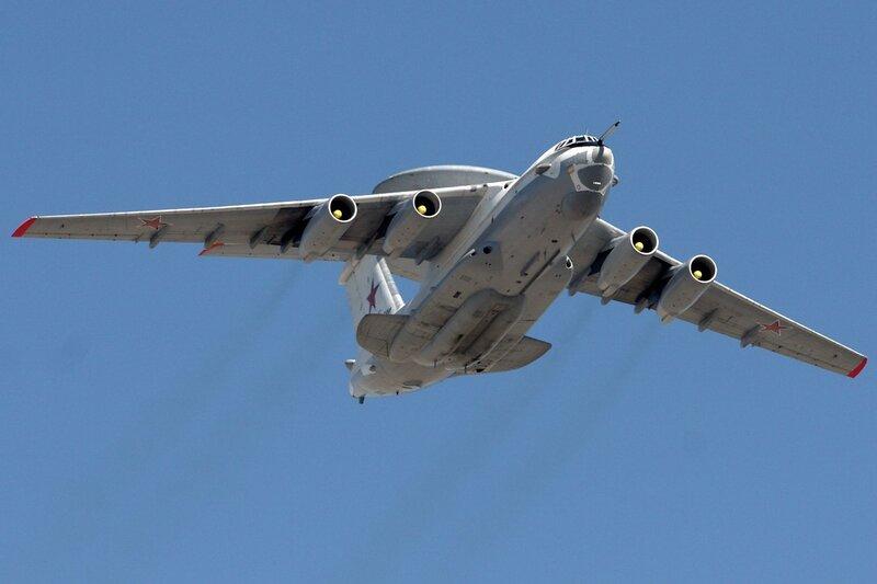 А-50 «Шмель»