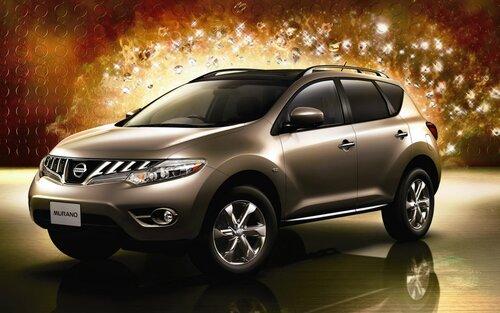 Русская зима выбирает Nissan Murano