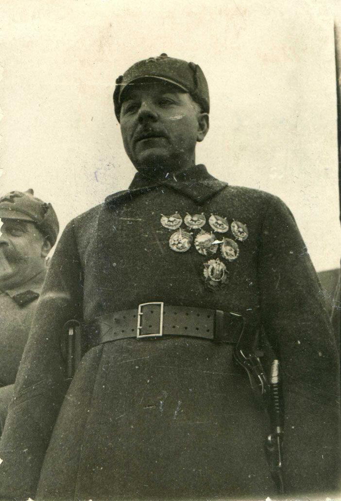 Ворошилов. 30-е гг.