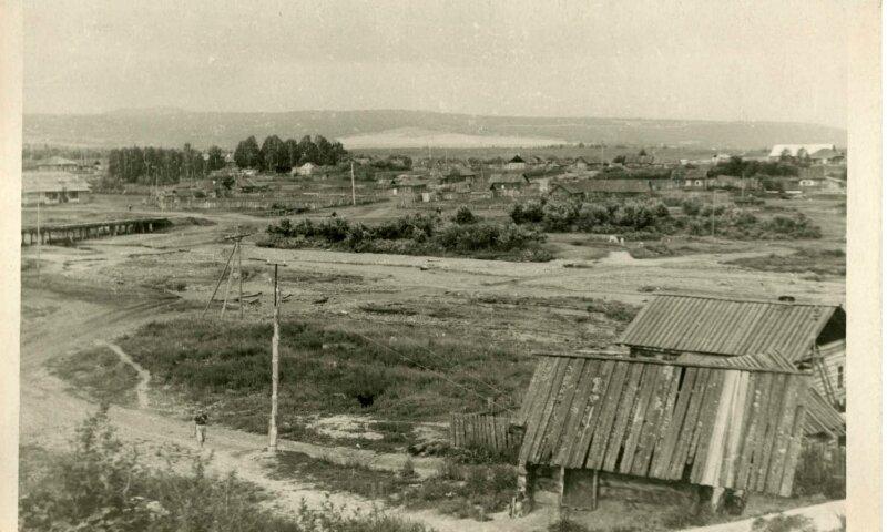 Деревня Ермолаева Даурского района в 1962 году попала в зону затопления