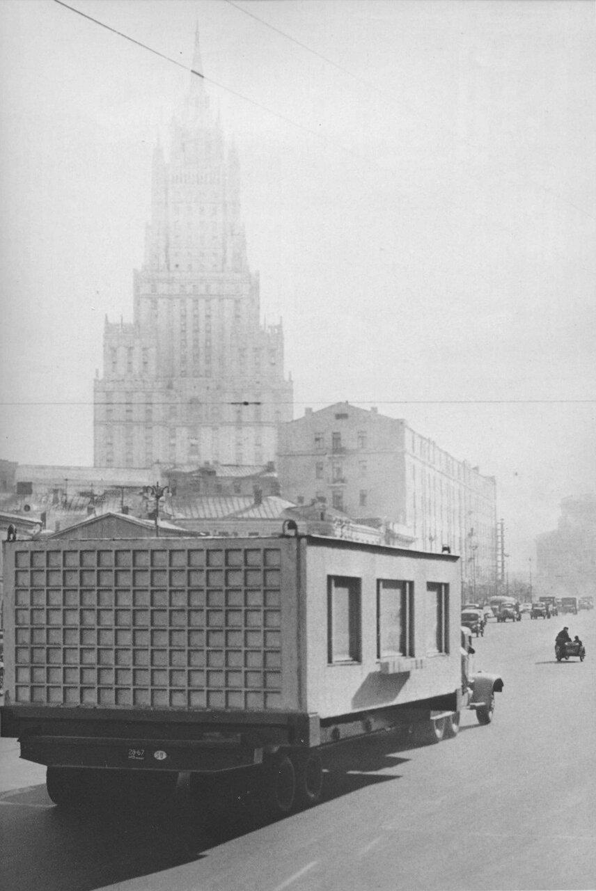 Для нового московского дома