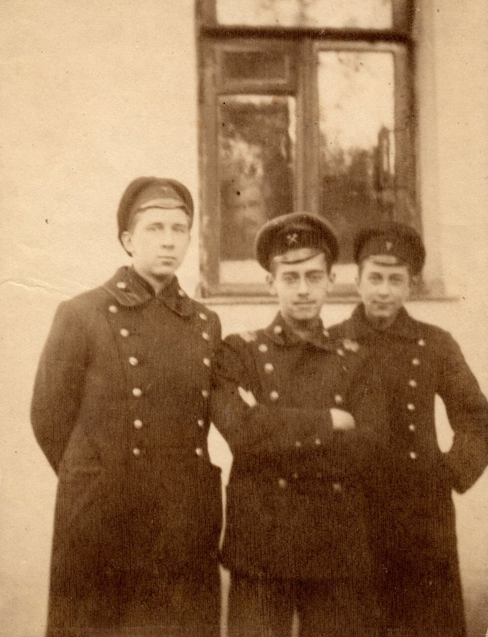 1917г. 10 октября, за две недели до Октябрьского переворота