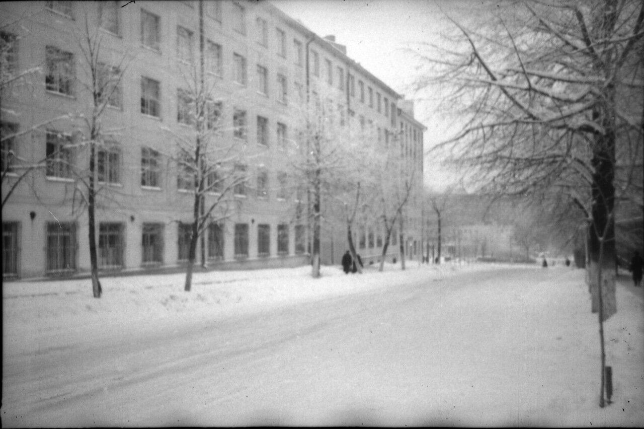 Улица Костина