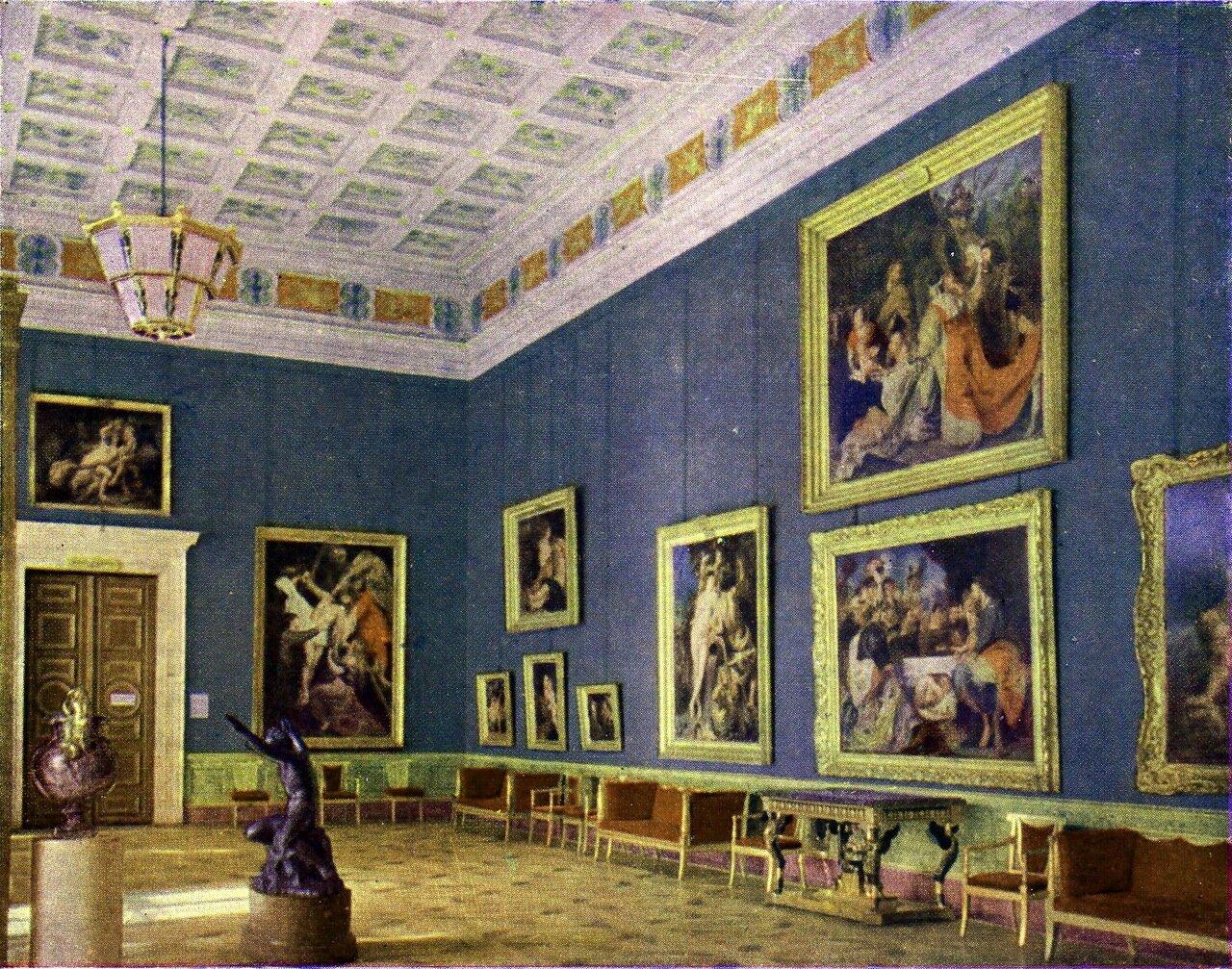 Фламандское искусство XVII в. Зал Рубенса