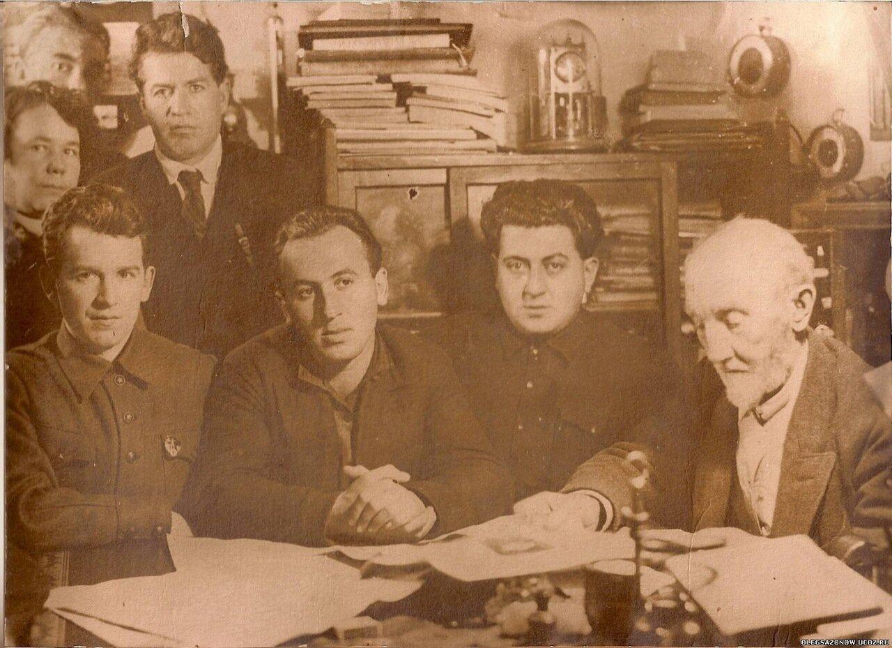 И.В.Мичурин 1934г.