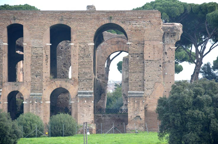 Палатин, Рим