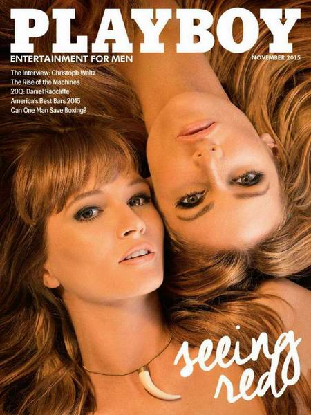 Playboy #11 (November/2015/USA)