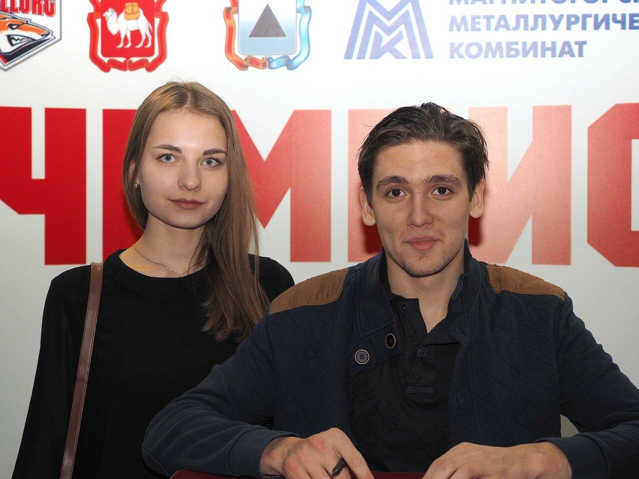 107Металлург - Cпартак 26.12.2015