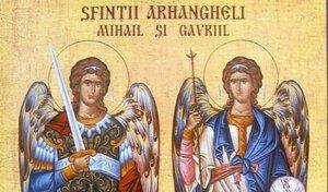 Православные отмечают день Св. Архангелов Михаила и Гавриила