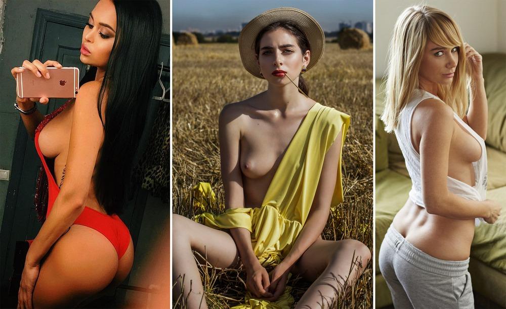 Самые сексуальные фотосессии знаменитостей прошедшей недели