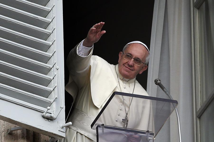 Папа Франциск воскресная проповедь.png
