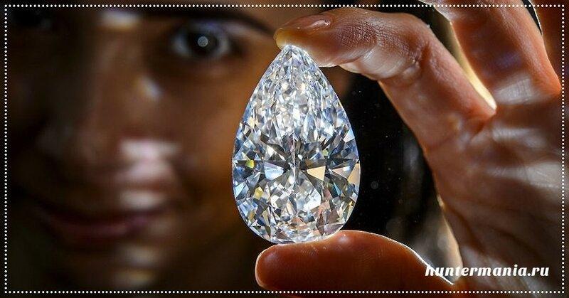 Самые дорогие бриллианты в мире - Звезда сезона