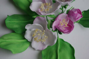 Цветы из фоамирана - Страница 11 0_17f640_5f4a1f0a_M