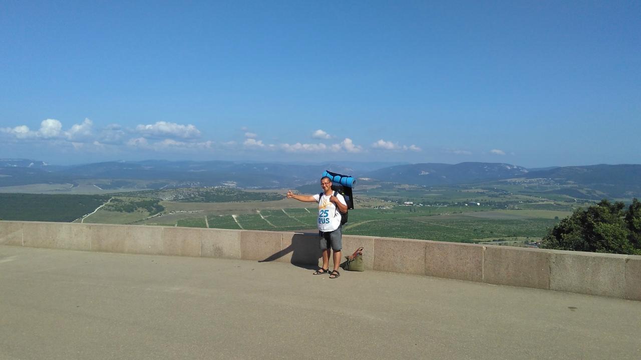 Фантастическая панорама с Сапун-горы.