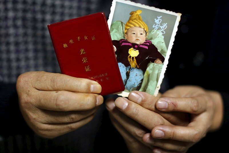 Трагические истории китайских семей, потерявших единственного ребенка