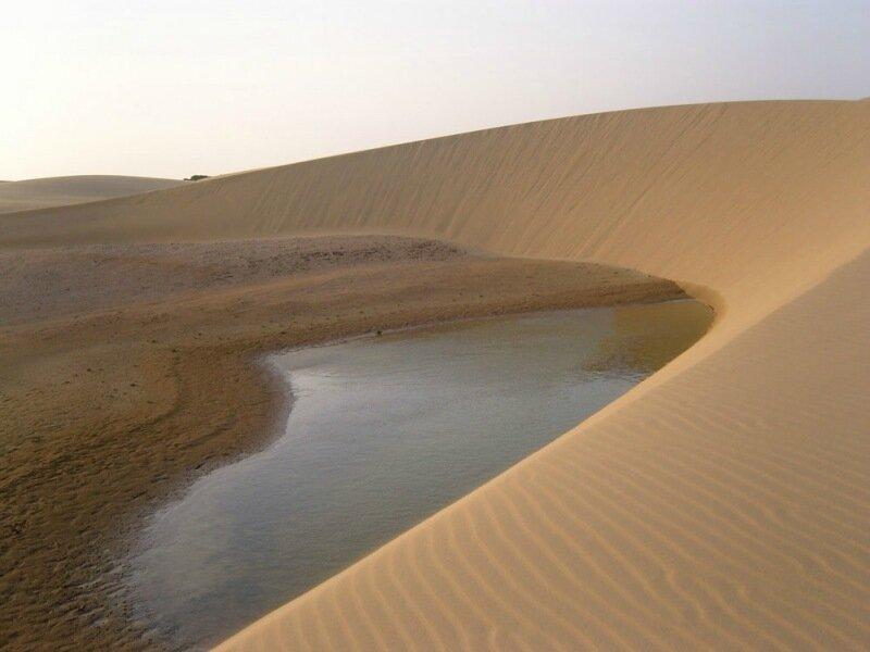 Невероятно красивая пустыня в парке Меданос де Коро 0 1c59e7 4ea941ed XL