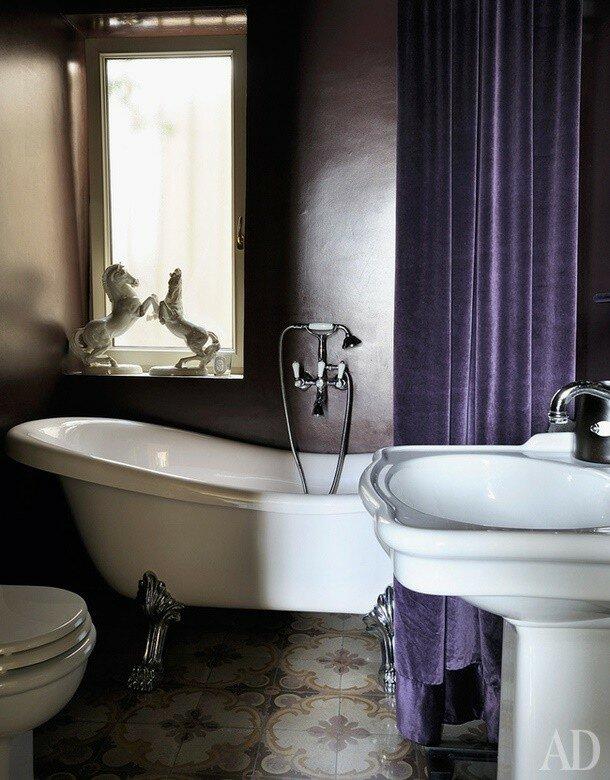 Как оформить ванную: 27 самых оригинальных идей