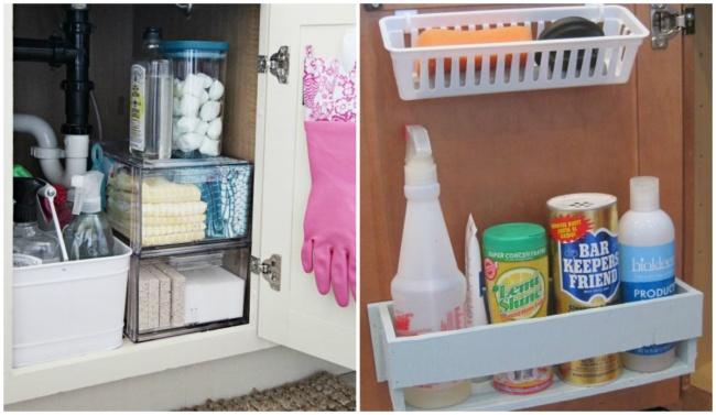 Даже если никто незаглядывает внутрь ваших шкафов, нестоит разводить там беспорядок. Разложите все