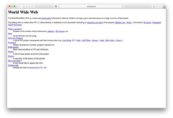 Aliweb – первая в мире поисковая система, которая также была частью проекта ЦЕРНа в 1993 году. Была