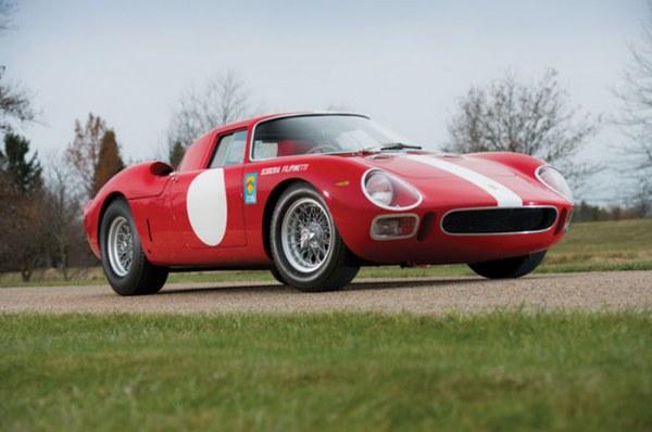 Ferrari 250 GT, 1956 — $13200000