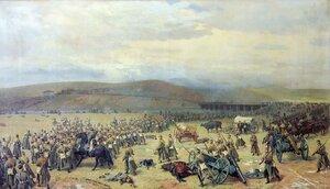 Последний бой под Плевной 28 ноября 1877 года