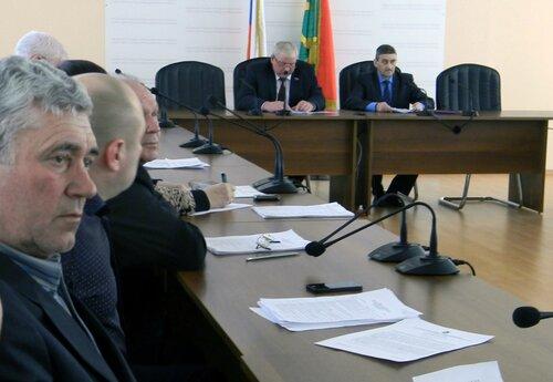сессия горсовета Куйбышева